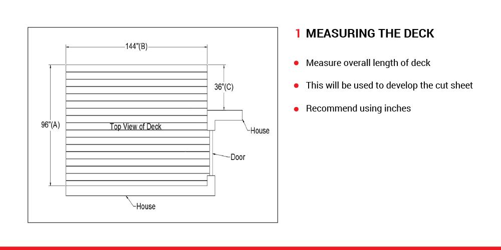 McLean Railings – how to assemble picket railing – 1