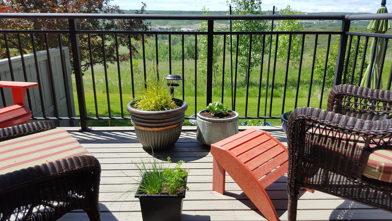 exterior railings